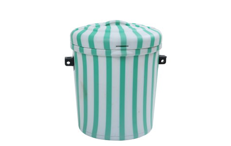 2 colors Trash Can
