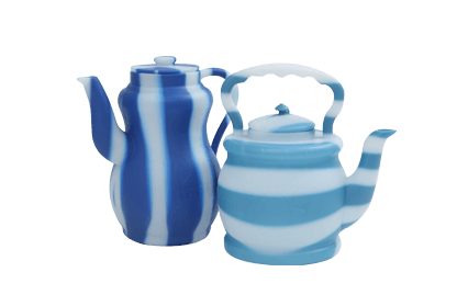 Multi-color Kettle / Teapot