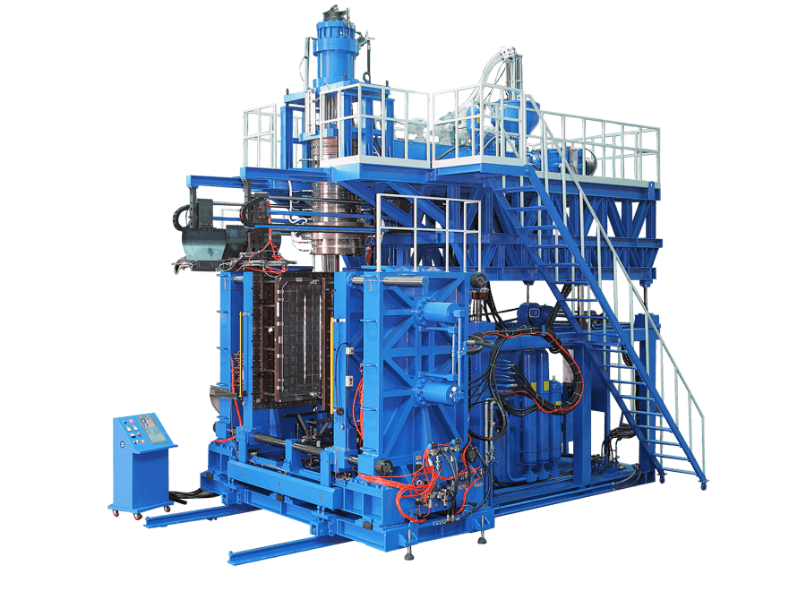 Supersize Blow Molding Machine